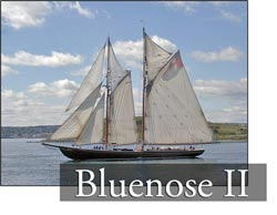 Virtual Tour of the schooner Bluenose II