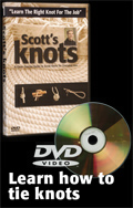 Learn more about our &quot;How to Tie Knots&quot; DVD/CD