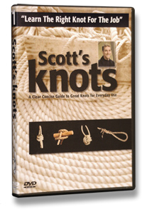 Scott's Knots DVD