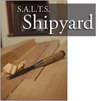 Virtual Tour of the SALTS Historic Shipyard