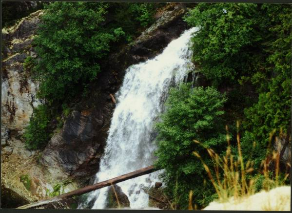 The Falls at Teakern Arm