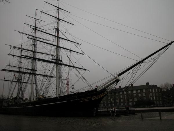 Hull and Rig