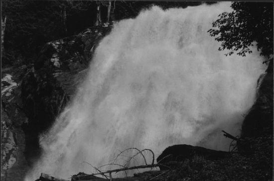 Chatterbox Falls (ashore)