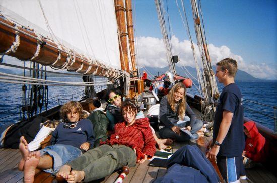 Pacific Grace 2005 Trip 5