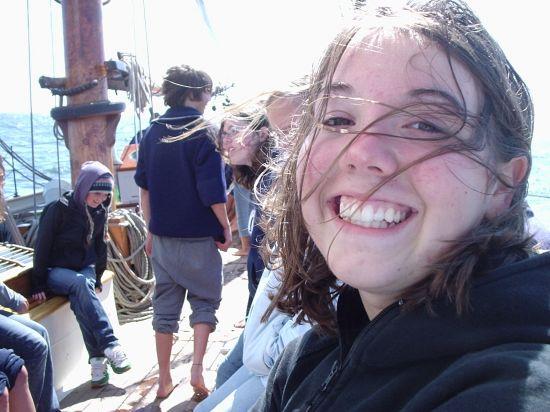 Smile Robyn