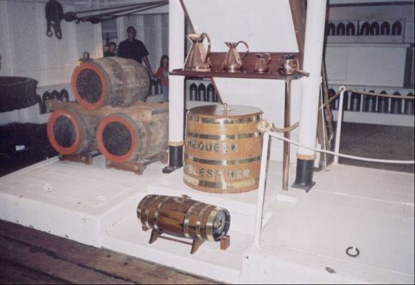 Grog Barrel