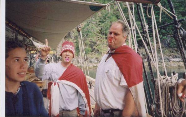 Patriotic Seamen