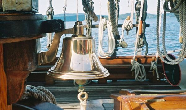 Bell on the Grace