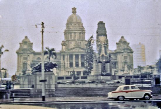 Durban Town Hall 1961