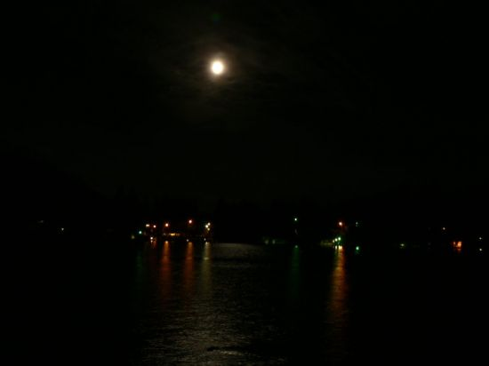 Pender Harbour at 2:30 AM