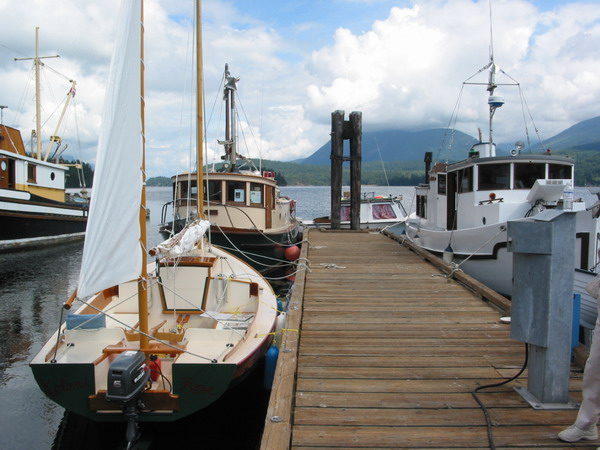 Sunshine Coast Wooden Boat Festival #3