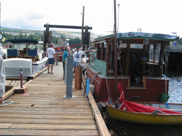Sunshine Coast Wooden Boat Festival #10