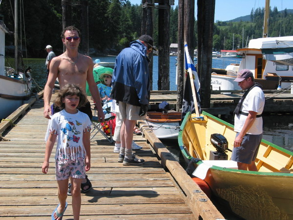 Sunshine Coast Wooden Boat Festival #41