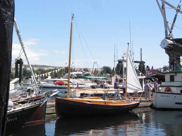 Sunshine Coast Wooden Boat Festival #45