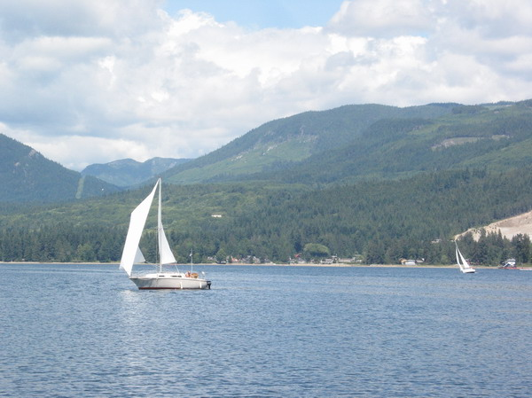 Sunshine Coast Wooden Boat Festival #48