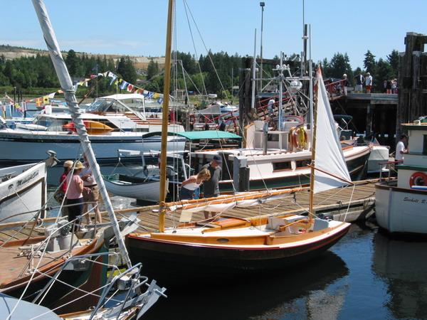 Sunshine Coast Wooden Boat Festival #51