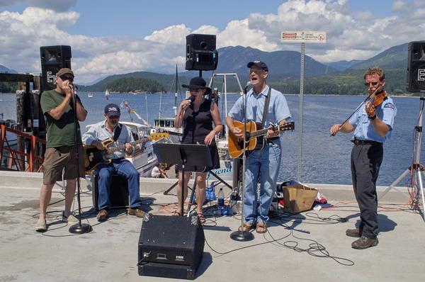 Sunshine Coast Wooden Boat Festival #76