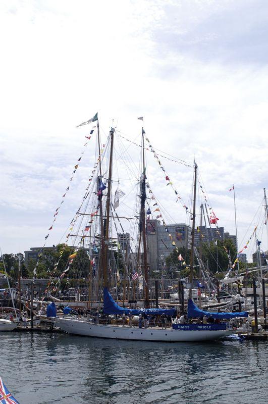 Victoria Tall Ships 2005 #125