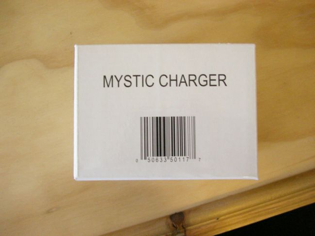 Mystic Charger Box