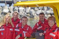 Pacific ISAR Team: Kellei Bulmer, Campbell Good, Scott Baker, Shawn Burchette, Sidney Clare