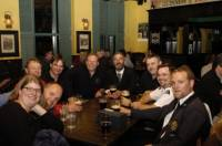 At the Pub with the Irish Coast Guard
