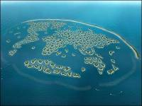 Impression of Nakheel development&acute;s World Project
