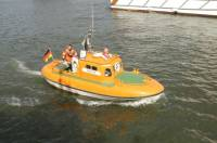 This historic German SAR vessel did a recovery for fun