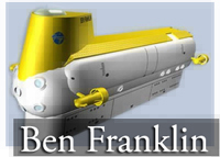 Virtual Tour of the Ben Franklin Research Submarine