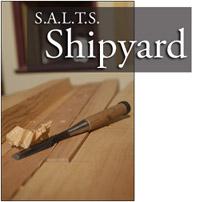 Virtual Tour of the SALTS Historic Shipyard